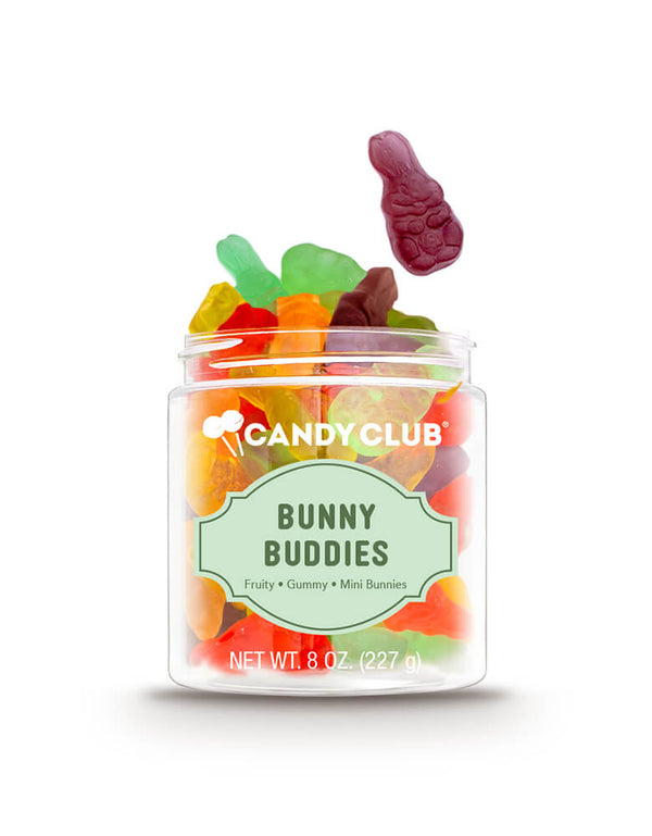 Bunny Buddies Gummy Candies