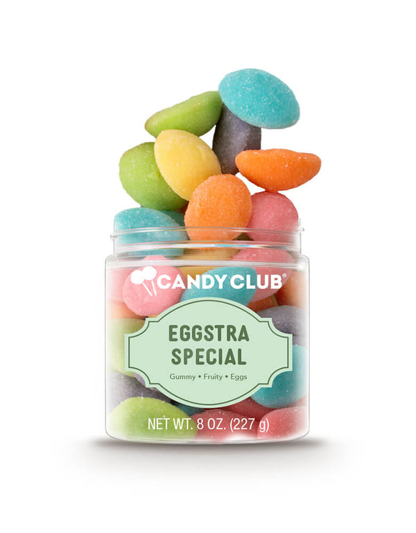 Eggstra Special Gummy Candies