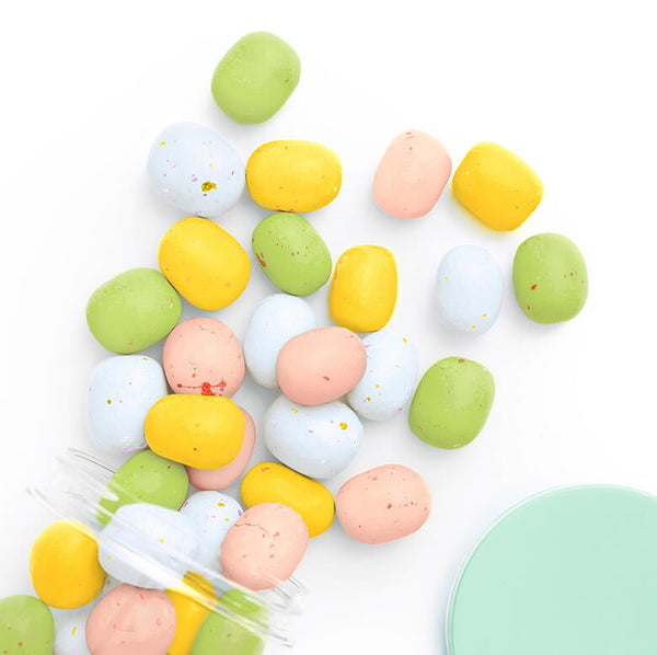 Hoppy Easter Eggs - Marshmallow Chocolates