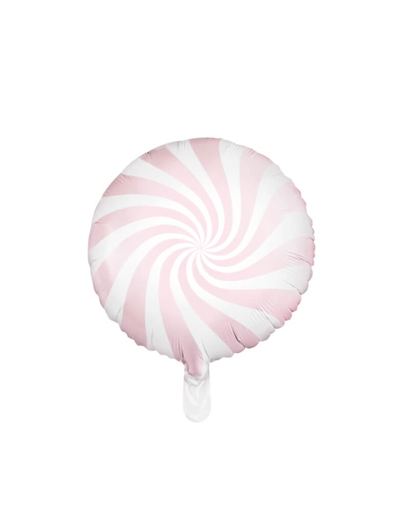 "Party Deco 18"" Light Pink Candy Foil Balloon"