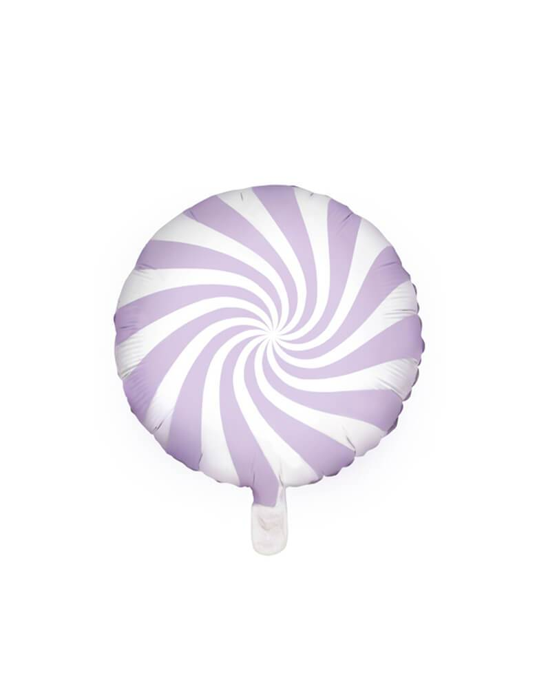 Party Deco Candy Foil Balloon Lilac