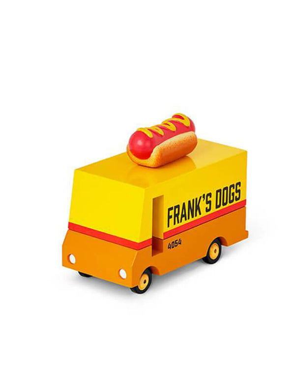 Candyvan Hot Dog Van
