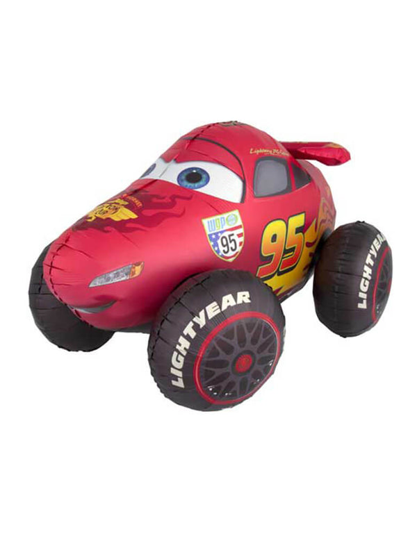 "Anagram 41"" Disney Cars 3 AirWalker Shape Foil Mylar Balloon"