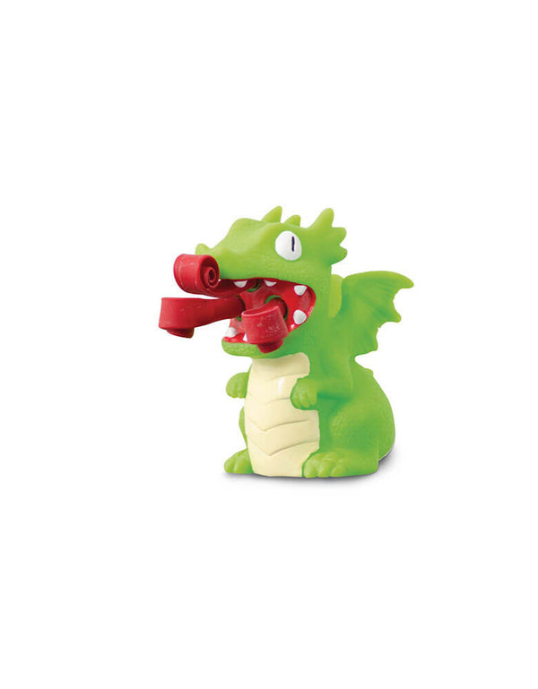 Christmas Holiday Green PartyCurlyPops Dragon