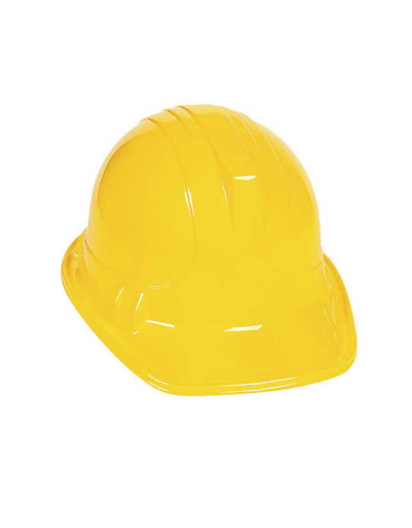 Yellow Construction Hats for Kids Dress up party