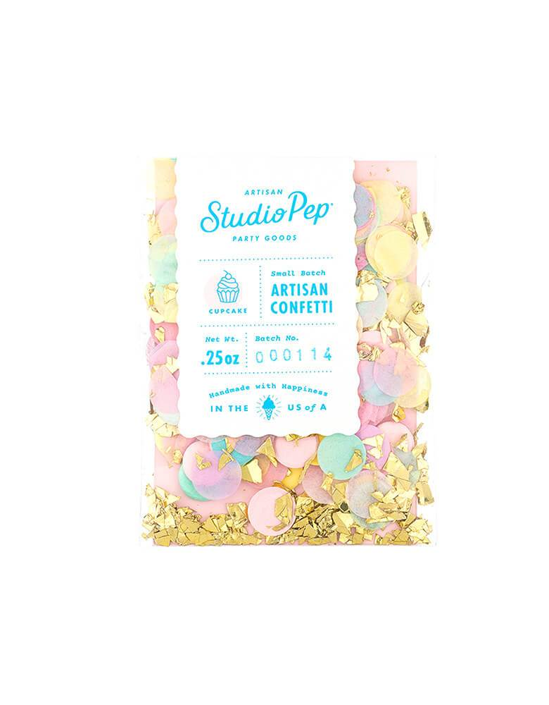 Studio Pep Cupcake ARTISAN CONFETTI MINI BAG 0.25 oz