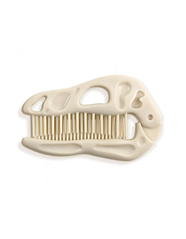 Fred BONEHEAD Folding Brush & Comb, unique/special gift for kids