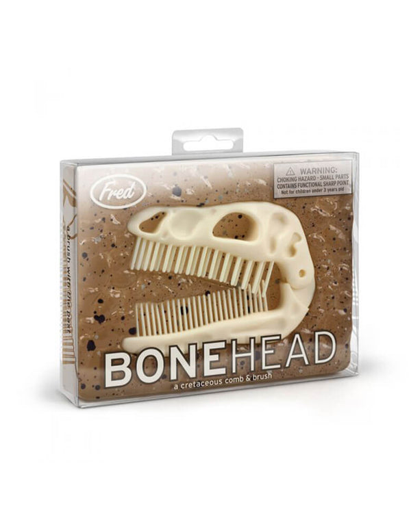 Genuine Fred BONEHEAD COMB & BRUSH package