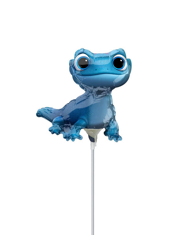 Disney Frozen 2 Bruni Salamander Fire Spirit Mini Foil Balloon