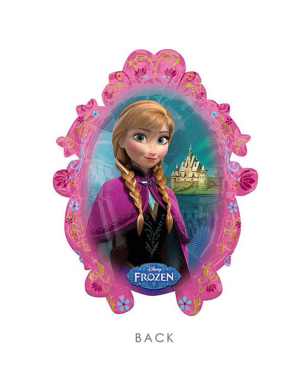 "31""_Anagram_Disney Frozen Supershape Elsa Anna Foil Balloon_Anna"