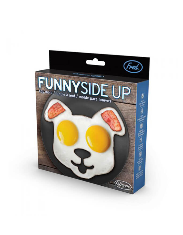 Genuine Fred Funny-Side-Up-Dog-Egg-Mold