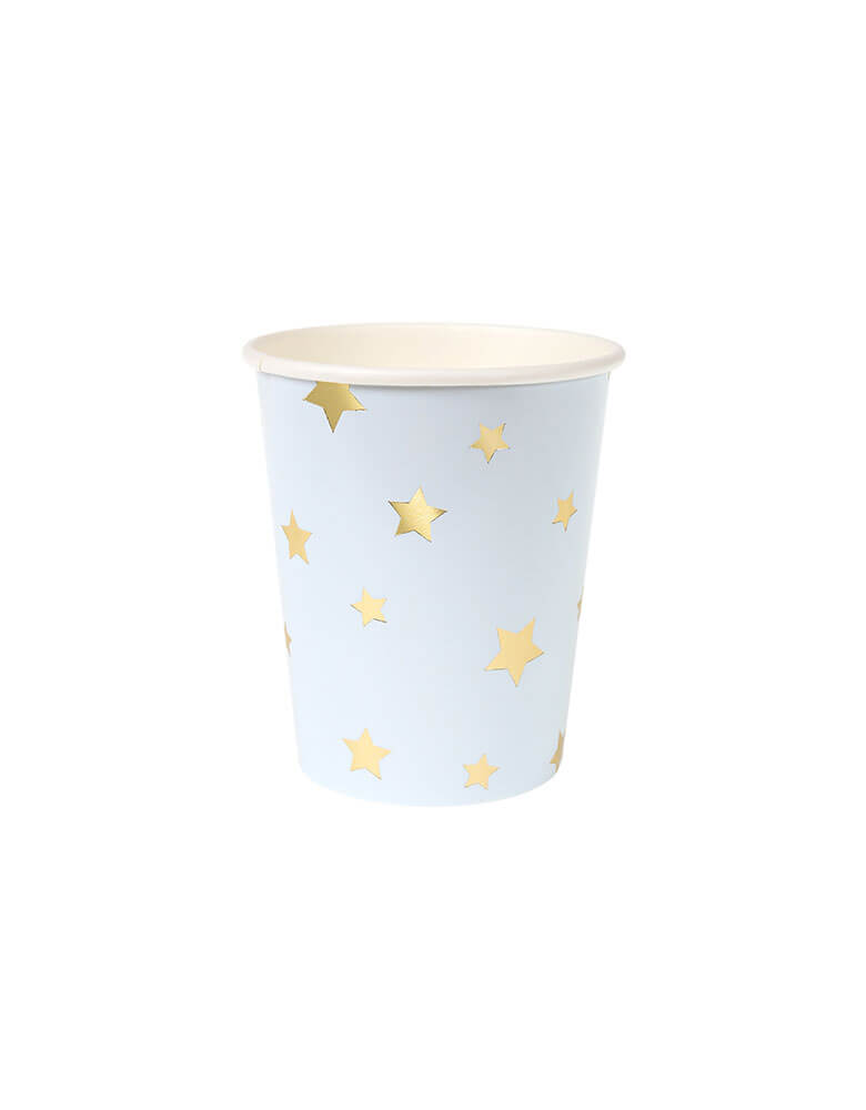 Baby Blur Star Paper Cup