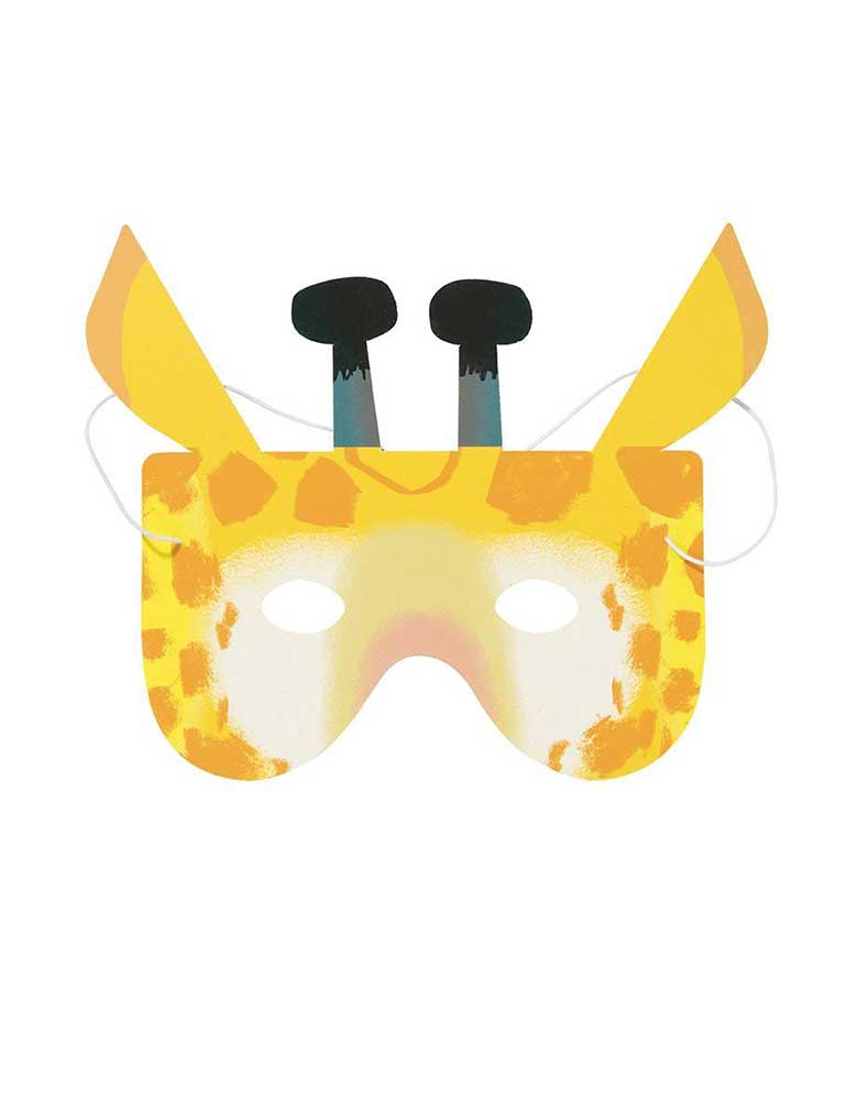 Griaffe Party Animals Paper Mask for Kids