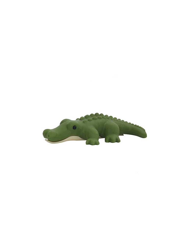 Schylling Toys Iwako Safari Animal Novelty Eraser  - Aliigator