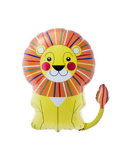 Lion Foil Mylar Balloon