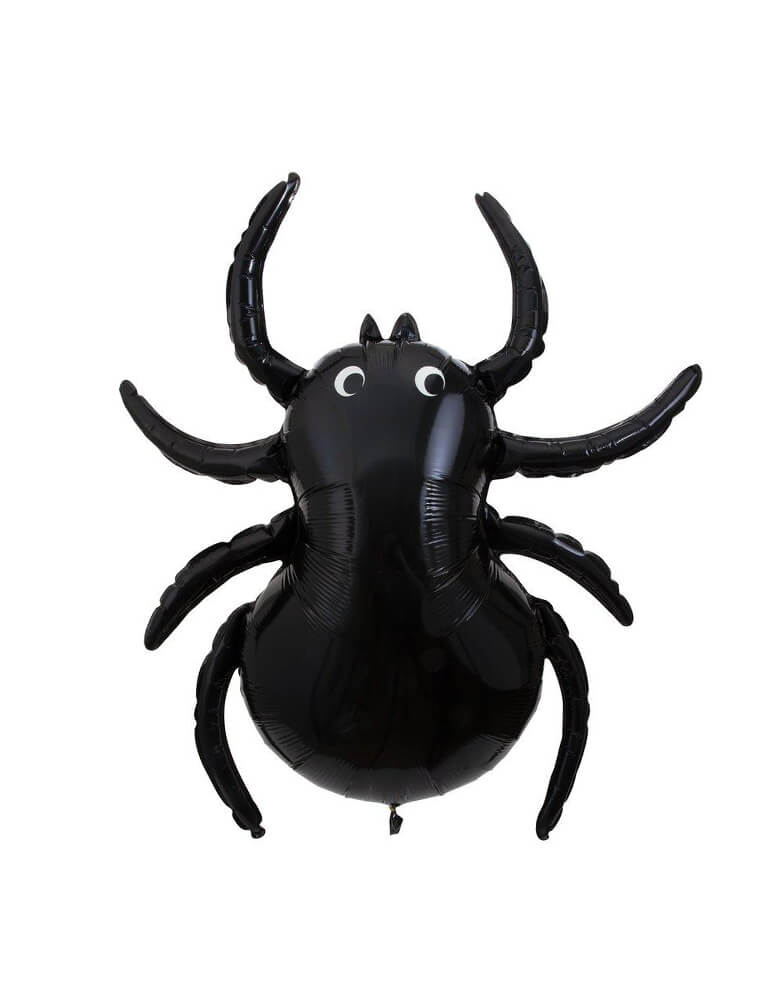 Meri Meri_Giant-Spider-Balloon_Kids Halloween Party Balloons