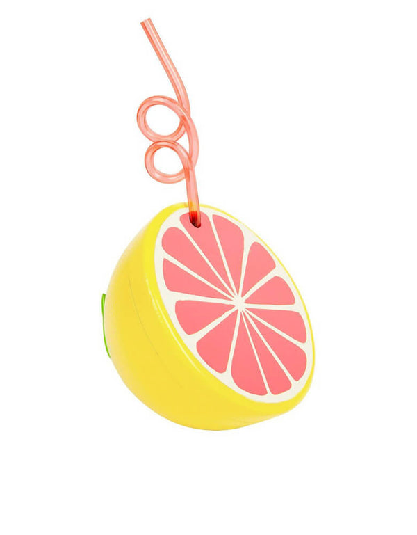 Sunnylife_Grapefruit Sipper_summer fruit theme party