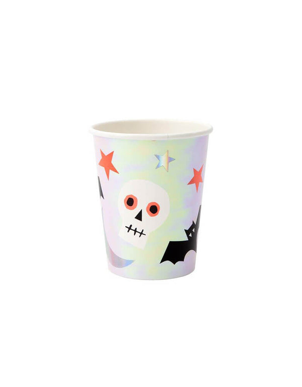 Meri Meri_Halloween-Icons-Cup of Momo Party Kids Halloween Party Supplies