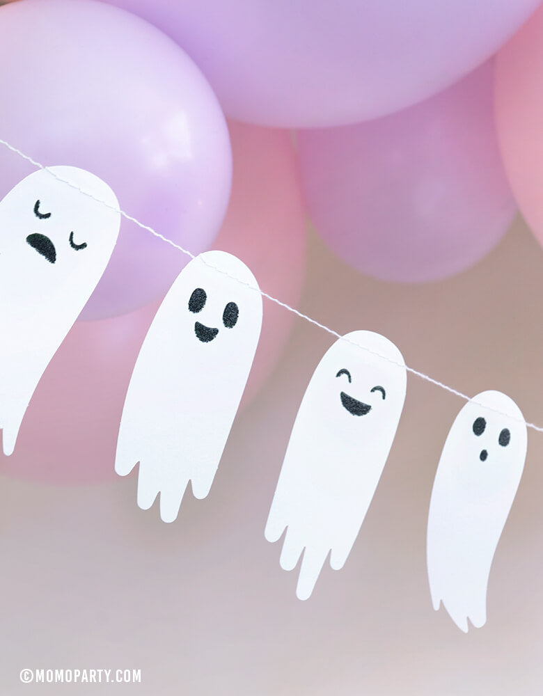 Boo To You Ghost Banner
