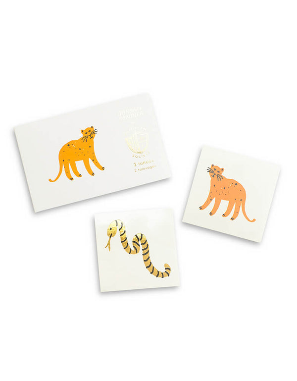 Daydream Society Into The Wild Temporary Tattoos