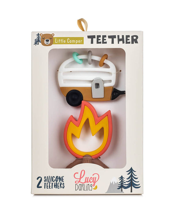 Little Camper Teether Toy