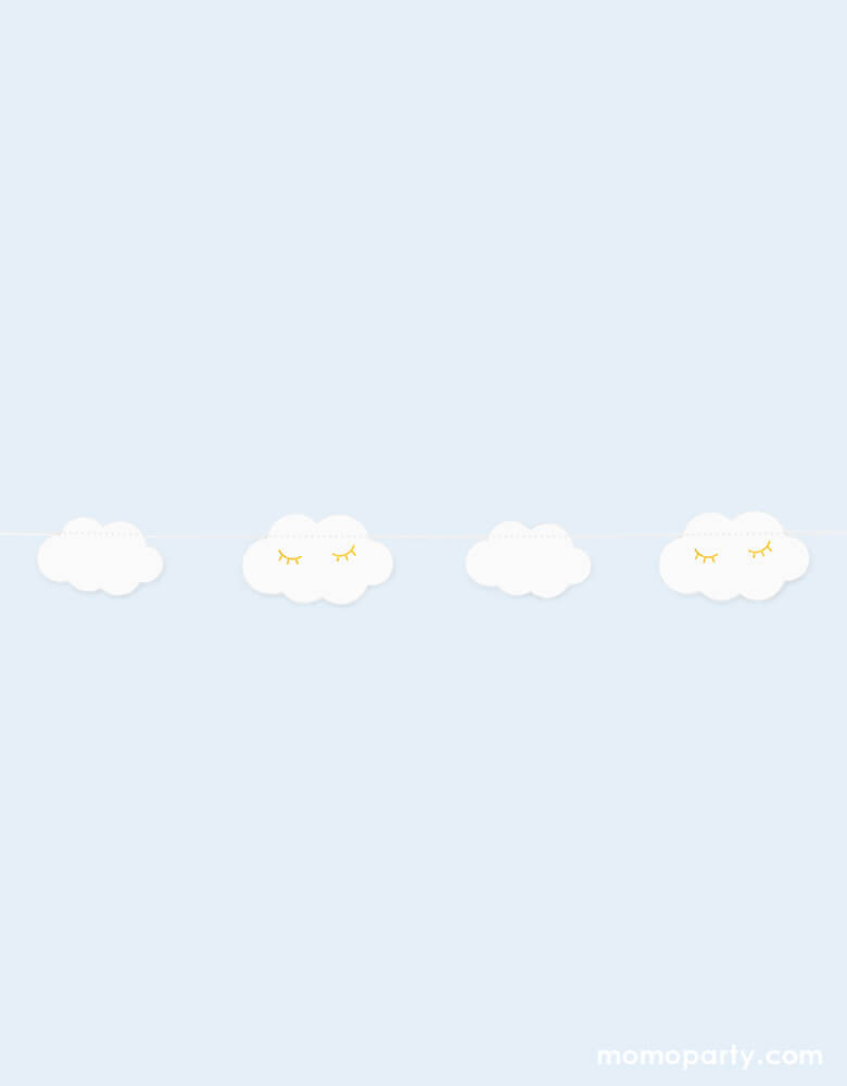 Little Clouds Banner