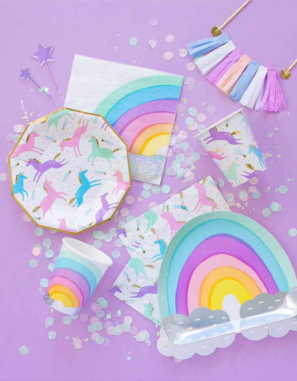 Magical Unicorn Napkins (Set of 16)