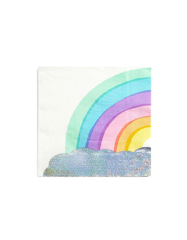 Over The Rainbow Napkins
