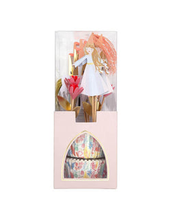 Meri Meri Magical Princess Cupcake Kit