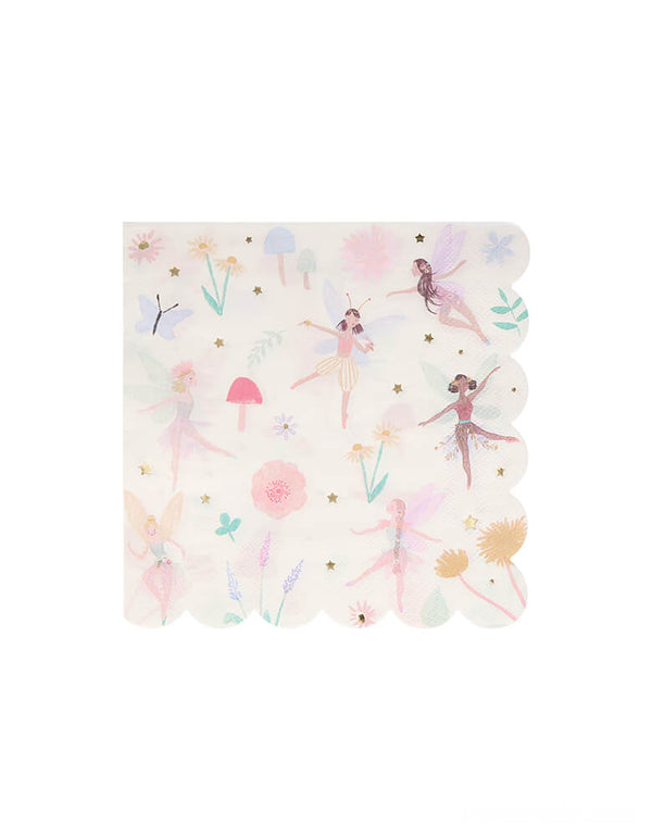 Meri Meri Large Fairy Napkins