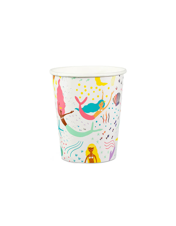 Mermaid Theme under-the-sea-cup