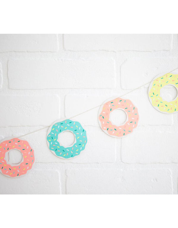 My Minds Eye Neon Donut Banner Set