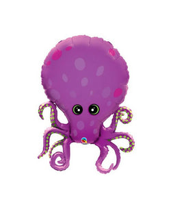 "35"" Amazing Octopus Foil Balloon"