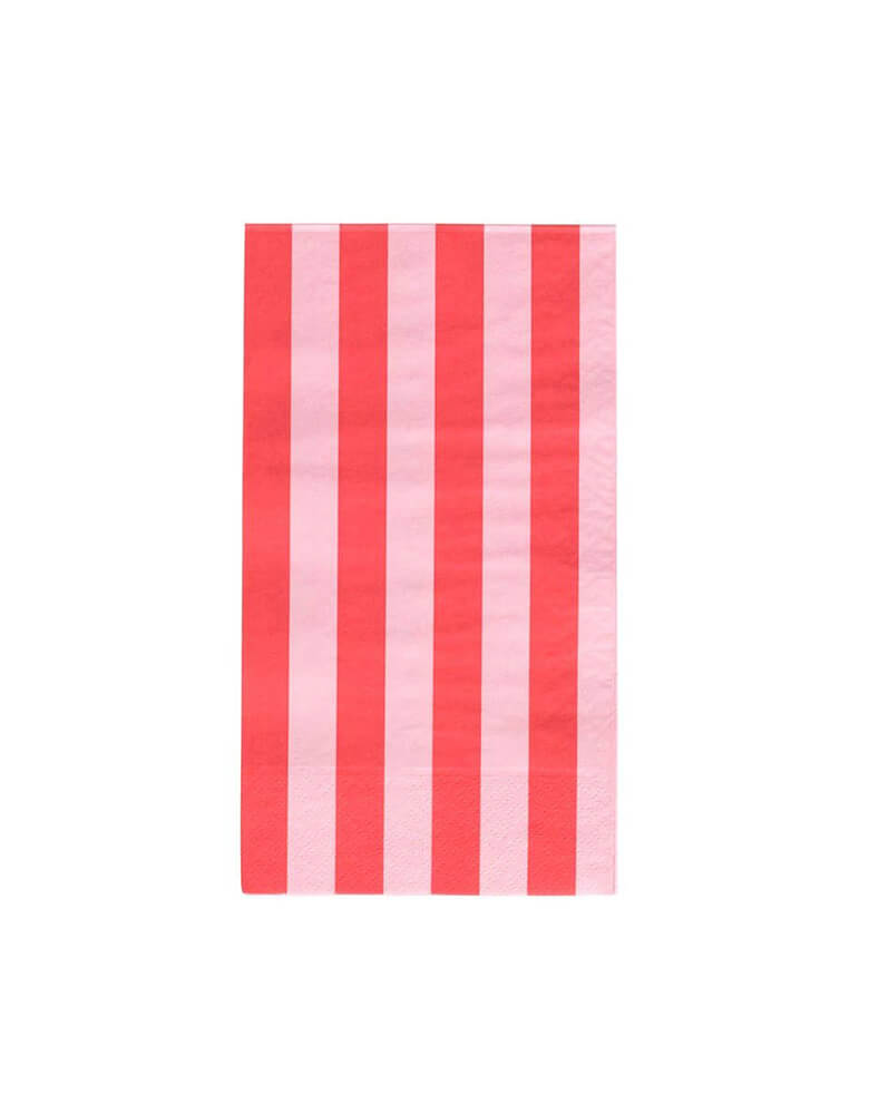 Oh-Happy-Day-Blush-and-Red-Striped-Dinner-Napkins