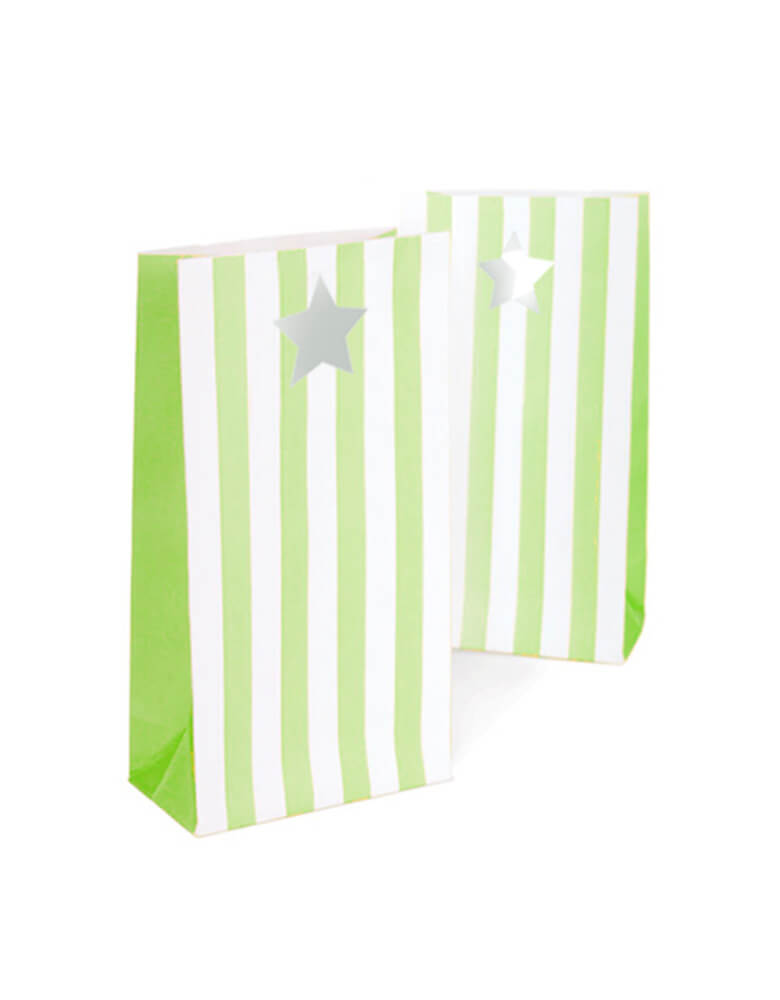 Paper Eskimo Apple Green Party Bag