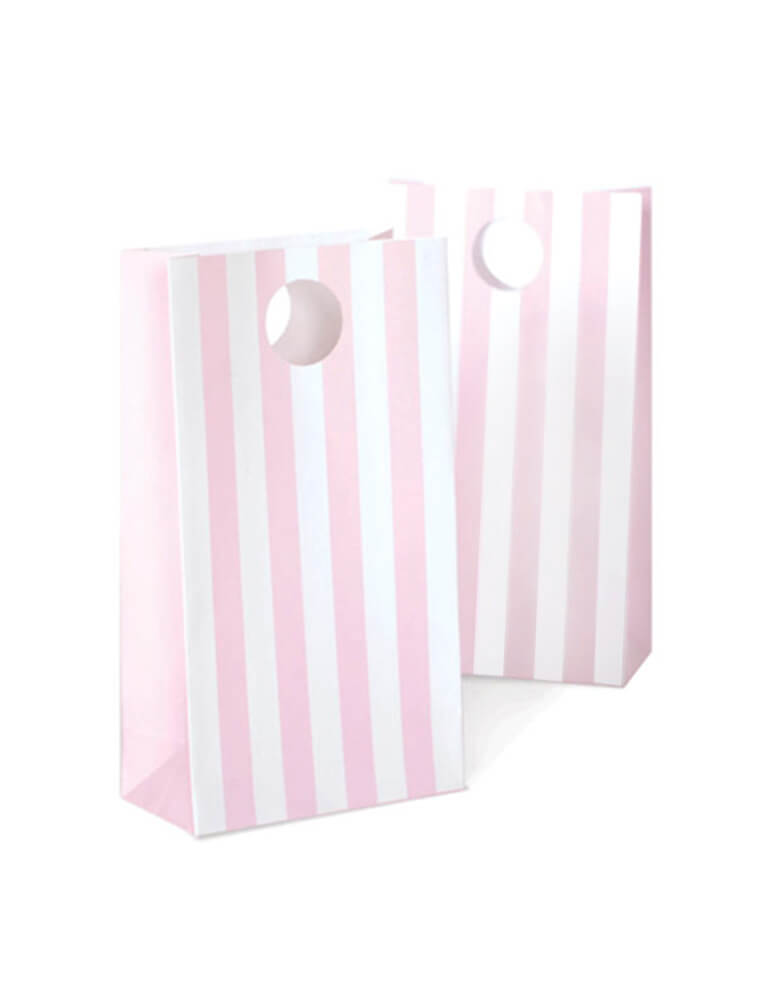 Paper Eskimo Marshmallow Pink Party Bags
