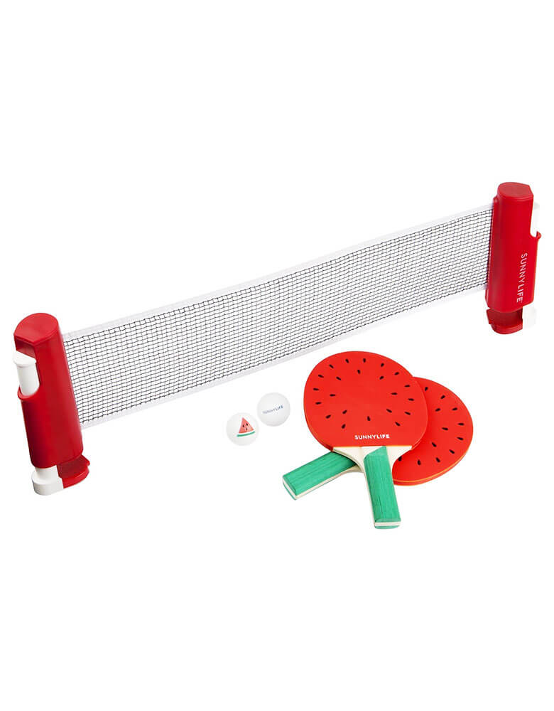 Sunnylife Watermelon Ping Pong Play On sport game