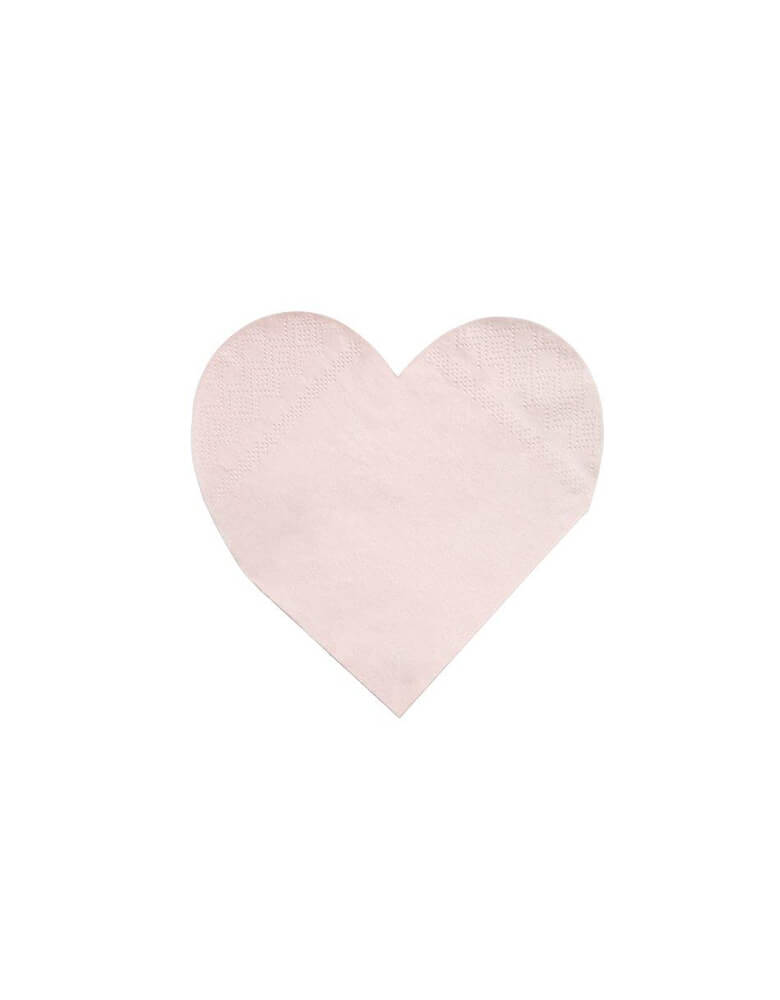 Party Palette Heart Small Napkins (Set of 20)