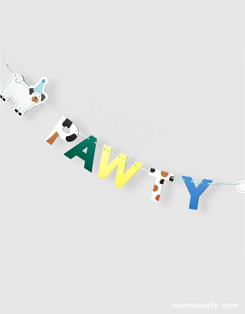 Pawty Time Banner