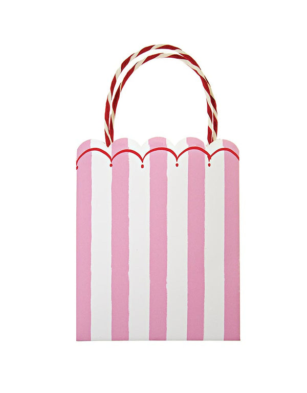 Pink & Red Party Bags (Set of 8)