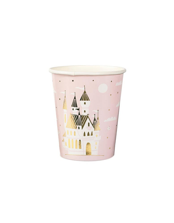 Sweet Princess Cups (Set of 8)