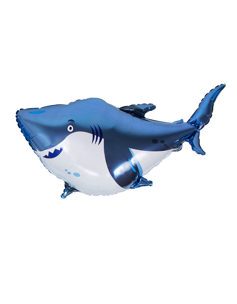 Sea-Friend_40'-Jumbo-Ocean-Buddies-Shark-Foil-Balloon