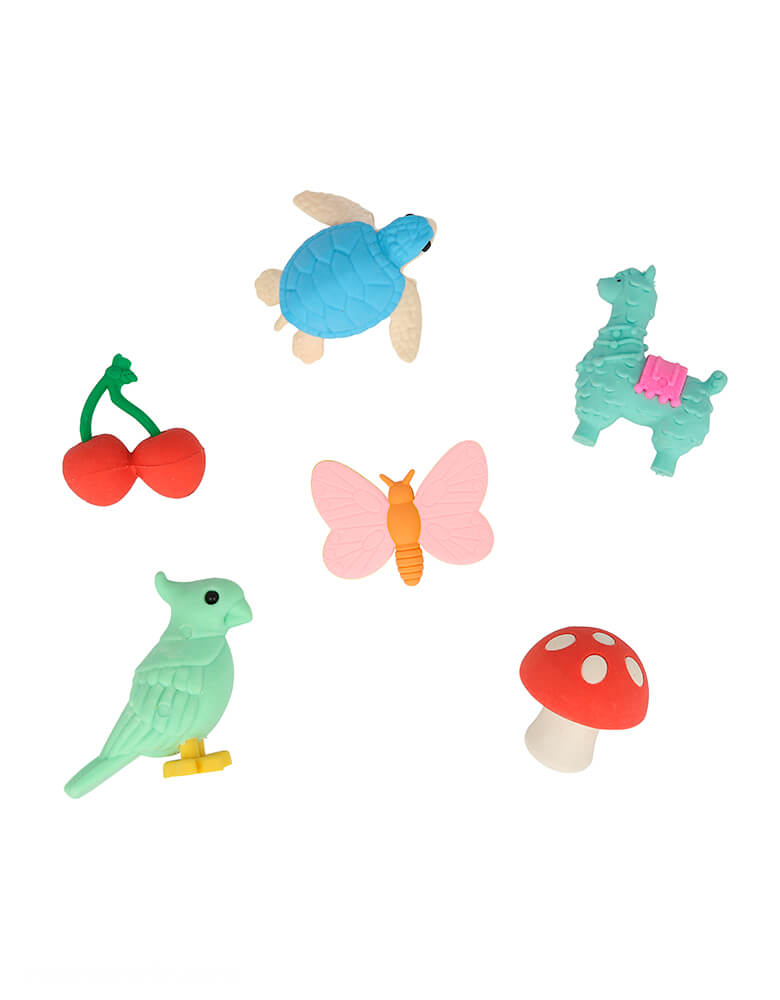Spring Bunny Crackers (Set of 6)
