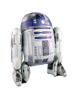 "Anagram 35"" Star Wars R2D2 AirWalker Foil Balloon"