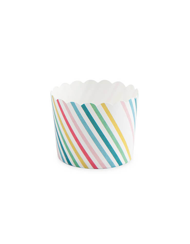 Cakewalk Sugar & Striped Treat Food Cups