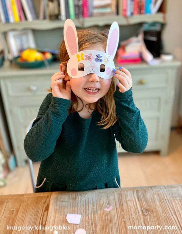 Truly Bunny Easter Mask Making Kit
