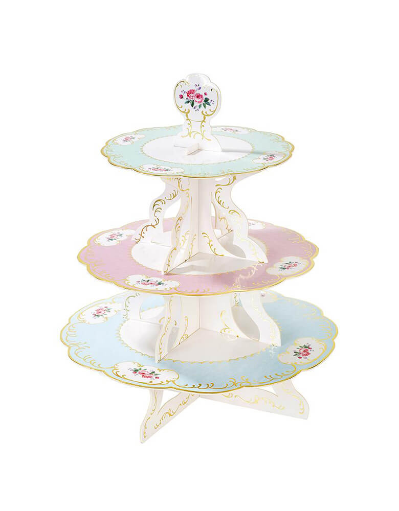 Truly-Chintz-Cakestand_with color side design