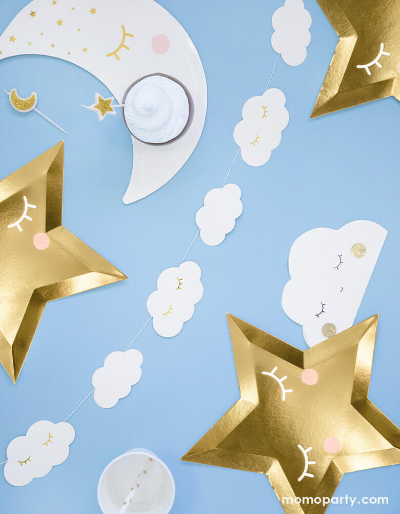 Twinkle Twinkle Little Star themed party!