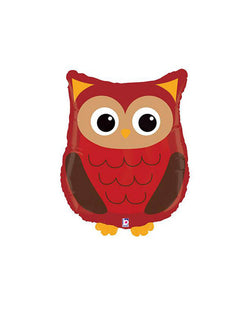 "26"" Foil Shape Balloon Woodland Owl"