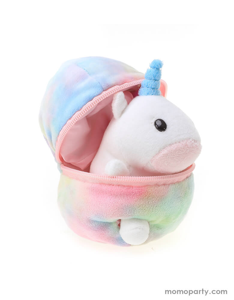 Zip Up Easter Egg - Unicorn